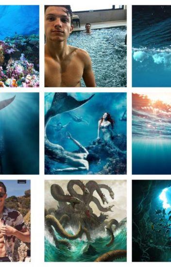 Beneath the Reef | Mermaid!Tom