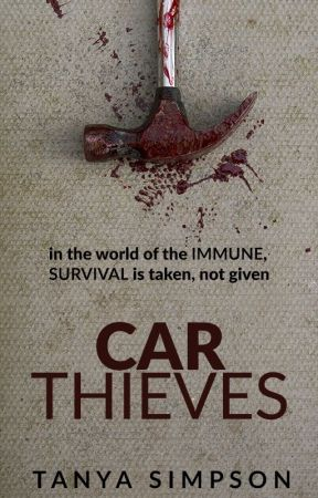 Car Thieves by TanyaSSimpson