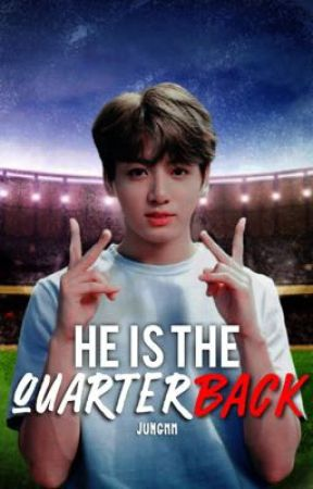 He is the quarterback ✦ jjk  by jung_mm