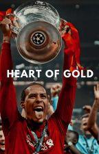 ❥ heart of gold ➛Van Dijk by litupworld
