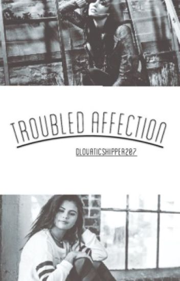 Troubled Affection {Delena}