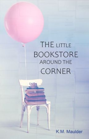 THE LITTLE BOOKSTORE AROUND THE CORNER by MoodyMooseMouse