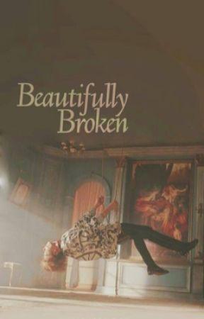 Beautifully Broken | j.jk au by gguksjeon