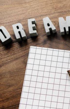 Dream Journal by Lukes-Calum