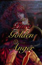 Pure Golden Anger (Pyrrha X Godzilla Reader) by RyanJersey