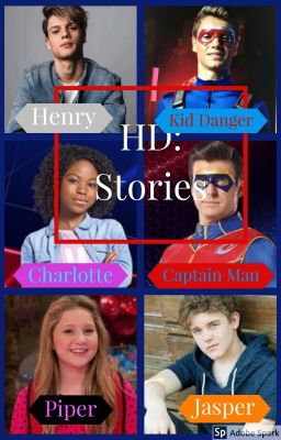 HD: My Henry Danger day dreams - Fear Isn't Anything To Be