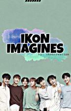 iKON imagines  by iKONcreation