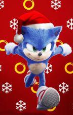 My Random Book of Sonic The Hedgehog  by EmotionLover1