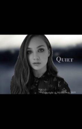 Quiet ~ M.N.Z + K.B.H by MalaniZiegler