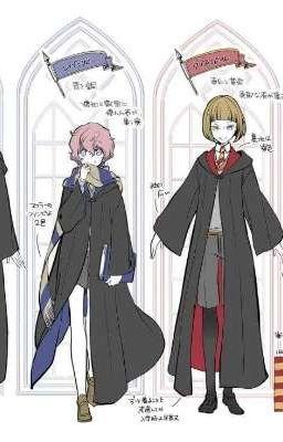 Ngôi trường Hogwarts và thế giới phù thủy (Touken Ranbu crossover)