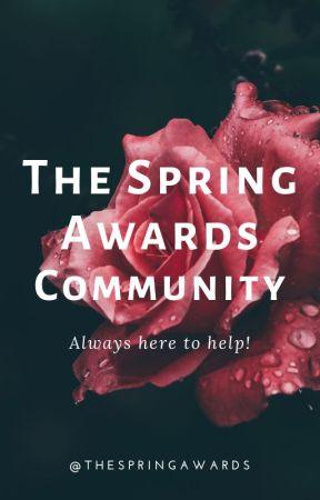 The Spring Awards Community [TSAC] by TheSpringAwards