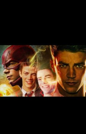Watching Barry (Supergirl, Flash and Arrow) by Zana_Zoola14