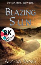 Blazing Sun [ONC Entry] by bluexgomez