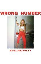 wrong number//zach herron by ROYALHERRON