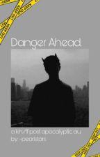 Danger Ahead. [KH/FF Reader Insert] by -pearlstars