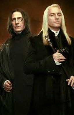 Potions Class | Draco Malfoy x Reader x Severus Snape| - Issssabella