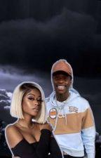 Nysha & Tyquian 💙😅 || Quando Rondo  by wifeofquando