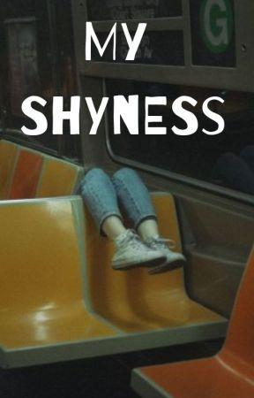 My shyness by _Aiwilo_
