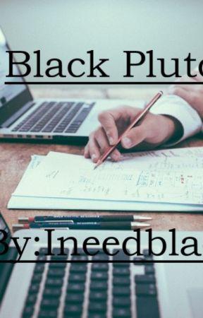 Black Pluto by hvblack