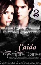 2. CAIDA--- THE VAMPIRE DIARIES by dannav33