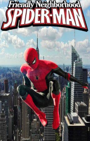 Friendly Neighborhood Spider-Man by PeterParkerRomanoff