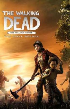 The Walking Dead The Final Season Male Clementine X Female