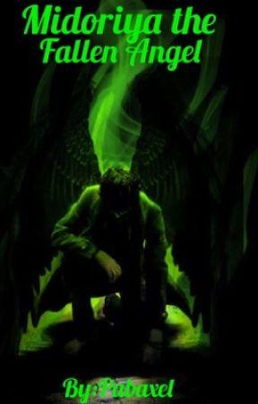 Midoriya the Fallen Angel (IzuOcha) by Pabaxel