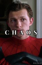 chaos | peter parker  by comedyholland