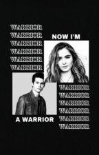 WARRIOR || S.S. || TEEN WOLF by StilesMcCall13