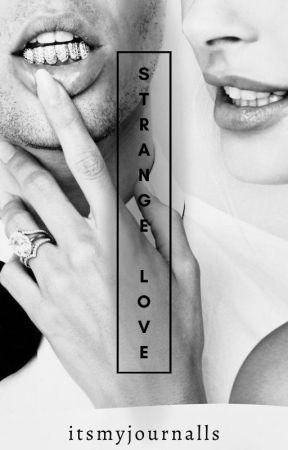 Strange Love • JB by itsmyjournalls