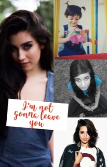 I'm not gonna leave you (Kidfic)