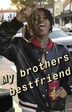 My brothers Bestfriend by DojoCatt
