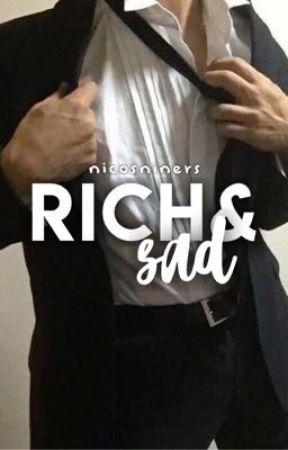 rich & sad ↣ joshler by nicosniners