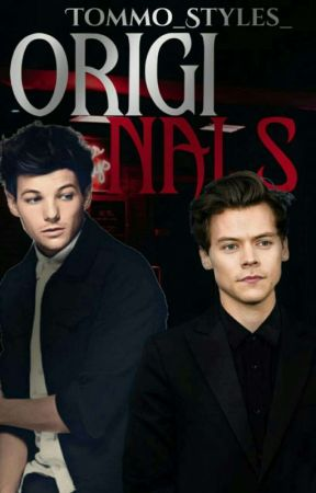 Originals  ABO. Larry Stylinson  {HIATUS} by Tommo_Styles__