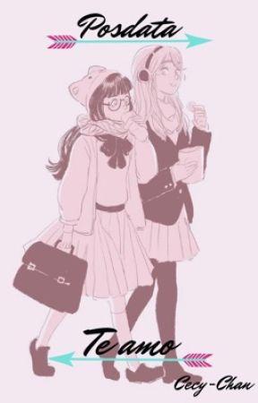 Posdata: Te amo by cecy-chan