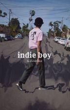 indie boy  by praised_brat