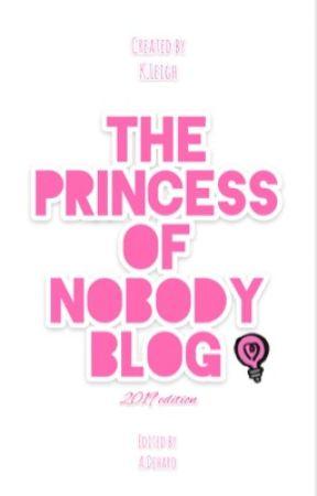 The Princess of Nobody Blog by Princessofnobodyblog