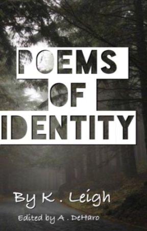 Poems of Identity by Princessofnobodyblog