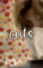 Cuts (Sketch x Reader) by The_Pals