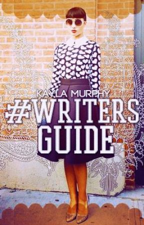 #WritersGuide by Disco_Dust