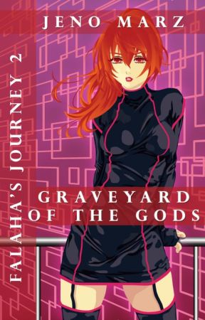 Graveyard of the Gods by JenoMarz