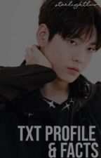 TXT Profile & Facts by promiseul