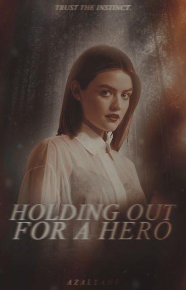 Holding Out for a Hero ▸ Stiles Stilinski [2]