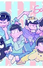 your Matsuno maids (Matsuno brothers x reader) by flopsy_star