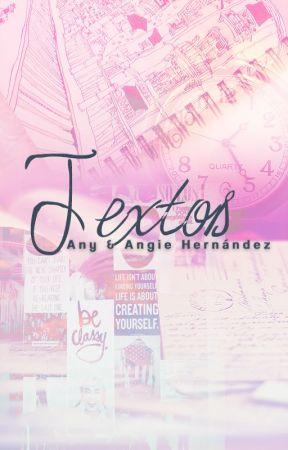 Textos || Correos #2 by AnyAngie1