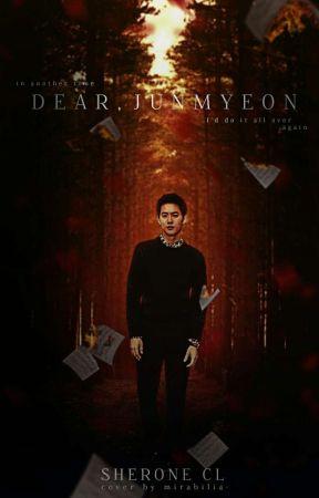 dear Junmyeon (j.ej/k.jm) by mirabilia-