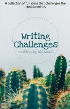 Writing challenges by Wicked_C