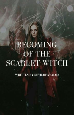 Becoming of The Scarlet Witch by devilofavalon