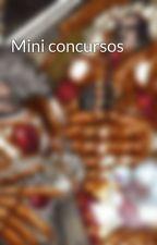 Mini concursos by EmmanuelAcostaFlores