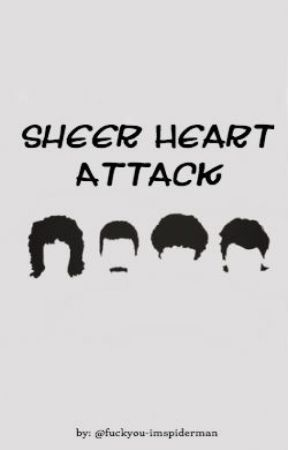 sheer heart attack | boraph cast by parkerscupcake